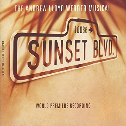 Songs from Sunset Boulevard the Musical Lyrics