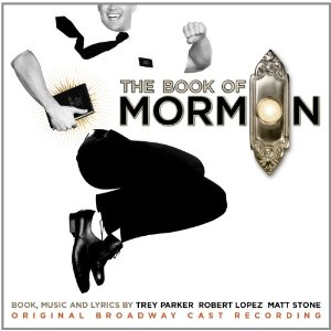 Songs from the Broadway musical Book of Mormon