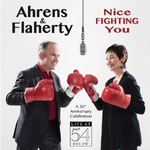 "Lynn Ahrens & Stephen Flaherty present ""Nice Fighting You"" album lyrics"
