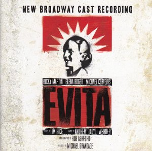 Lyrics to Evita the Musical Songs