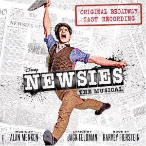 Songs with lyrics from Newsies the musical