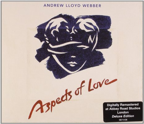 Songs from Broadway musical Aspects of Love with Lyrics
