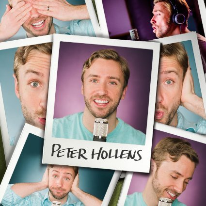 Lyrics to the song from Peter Hollens new album.