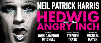 Broadway musical Hedwig & The Angry Inch lyrics